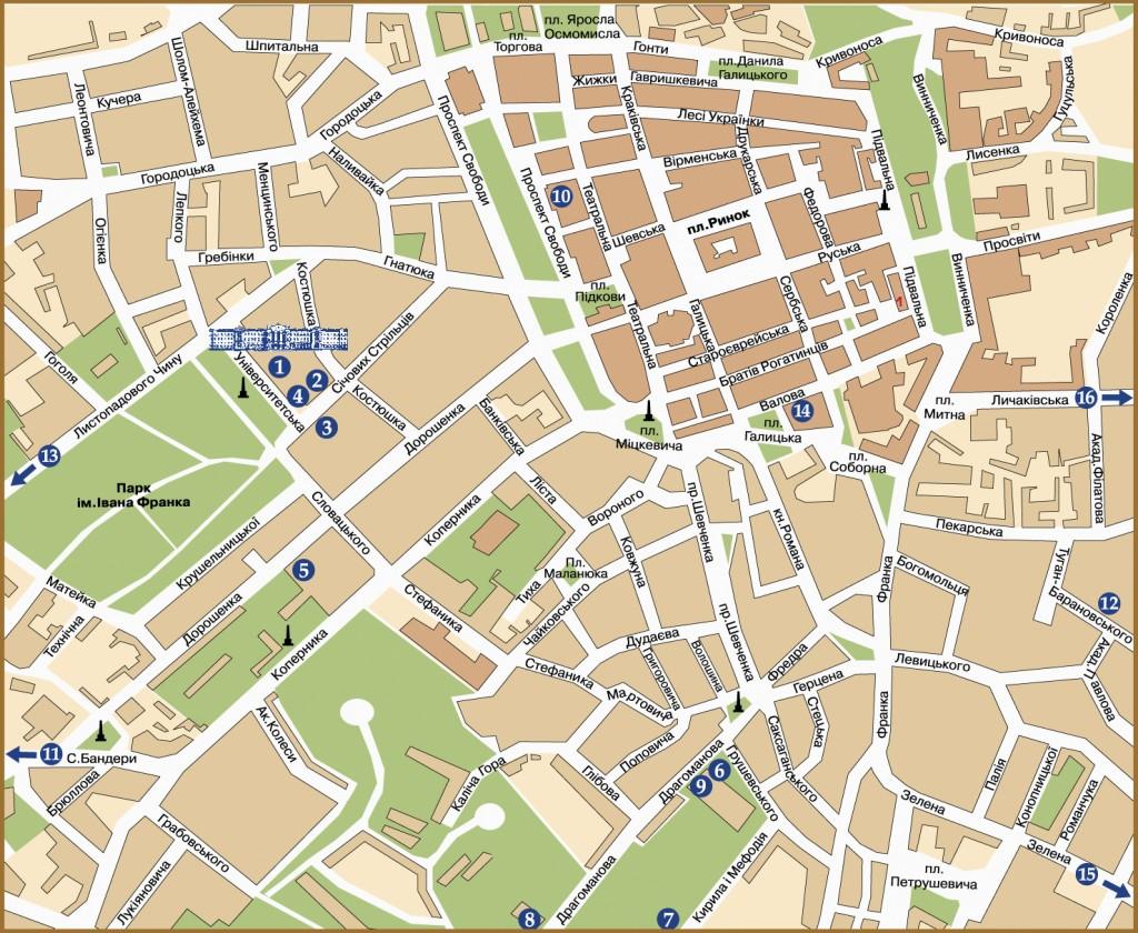 University_map